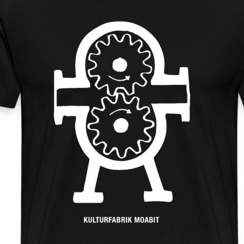 Kulturfabrik Moabit Berlin - Männer Premium T-Shirt