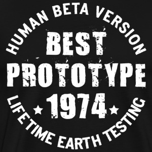 1974 - The year of birth of legendary prototypes - Men's Premium T-Shirt