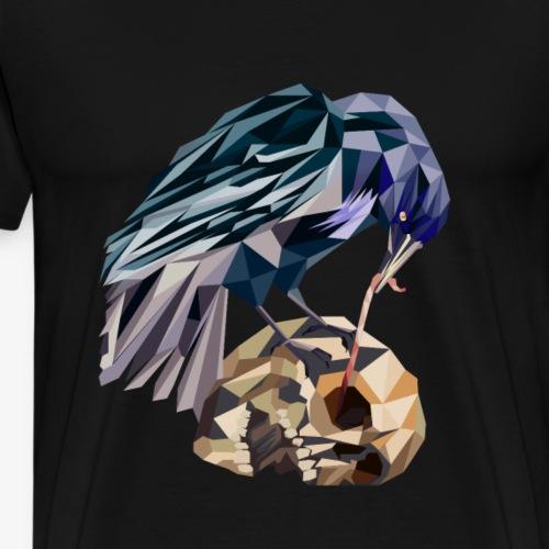 cubicraven - T-shirt Premium Homme
