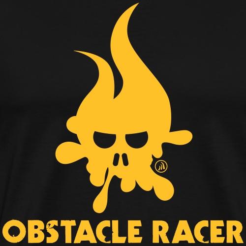 Obstacle Racer éléments - T-shirt Premium Homme