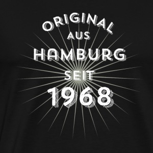Original from Hamburg since 1968 - Men's Premium T-Shirt