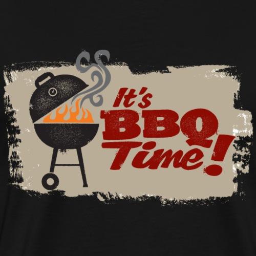 BBQ Time - Männer Premium T-Shirt