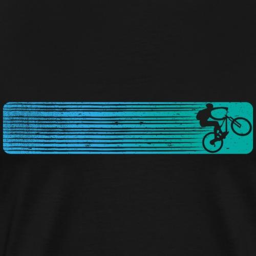 Surfing Mountainbike - Männer Premium T-Shirt