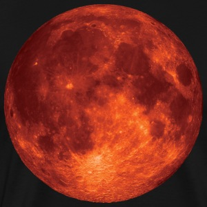 Blood Moon Hr - Herre premium T-shirt