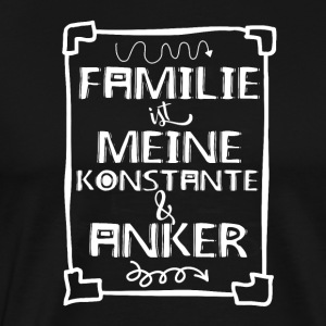 Family - Anchor Family - Männer Premium T-Shirt