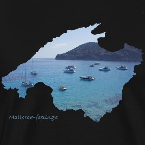 mallorca-feelings Boote - Männer Premium T-Shirt