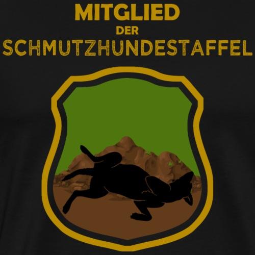 Schmutzhundestaffel - Männer Premium T-Shirt
