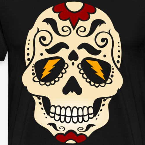 DAY OF THE DEAD - Camiseta premium hombre