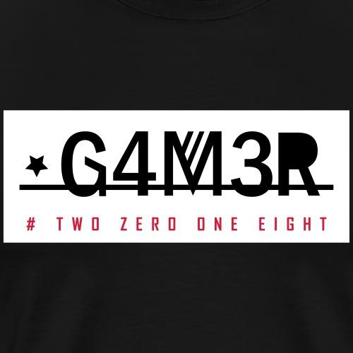 G4m3R - Männer Premium T-Shirt