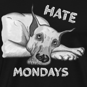 Hate Mondays - Männer Premium T-Shirt