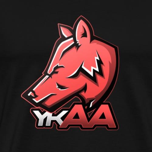 YKAA Rot - Männer Premium T-Shirt
