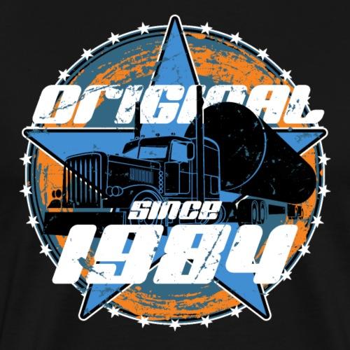 1984 Retro Geburtstag - Männer Premium T-Shirt
