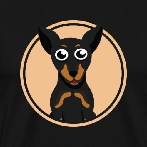 Doberman Pinscher - Männer Premium T-Shirt