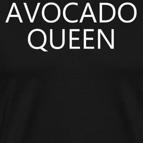 avocado queen - Männer Premium T-Shirt