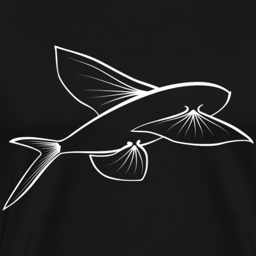 Flying Fish - Men's Premium T-Shirt
