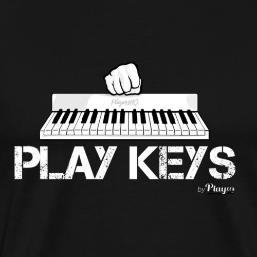 Play Keys - Men's Premium T-Shirt