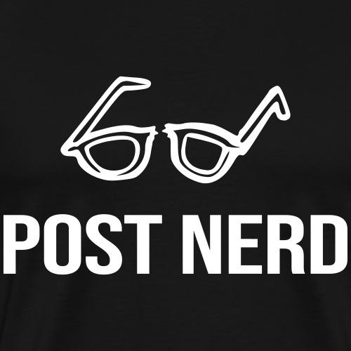 Post-Nerd - Männer Premium T-Shirt