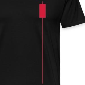 The Pin - Men's Premium T-Shirt
