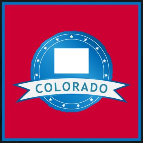 Colorado Badge - Men's Premium T-Shirt