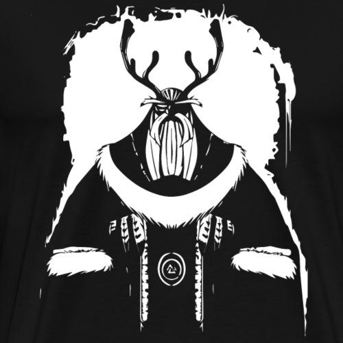 Odin - T-shirt Premium Homme