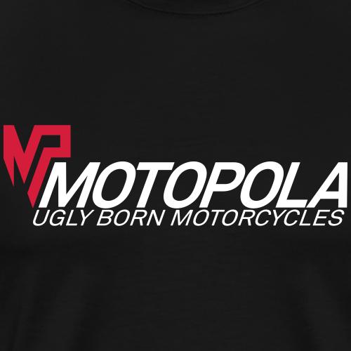 MP Logo & Schrift - Männer Premium T-Shirt