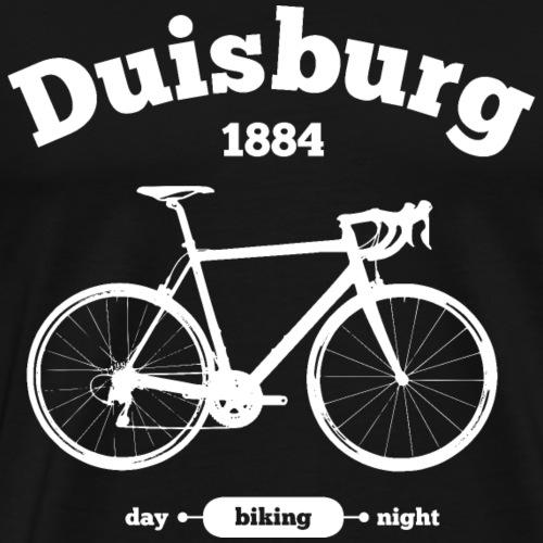 Fahrrad Duisburg - Männer Premium T-Shirt