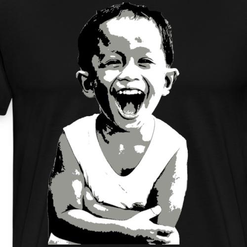 #buakawgrey - Männer Premium T-Shirt