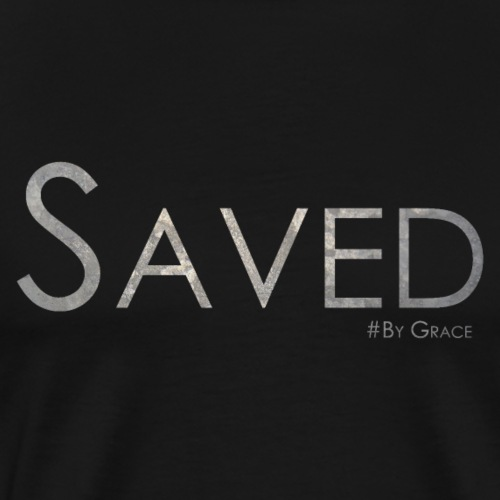 Saved - Männer Premium T-Shirt