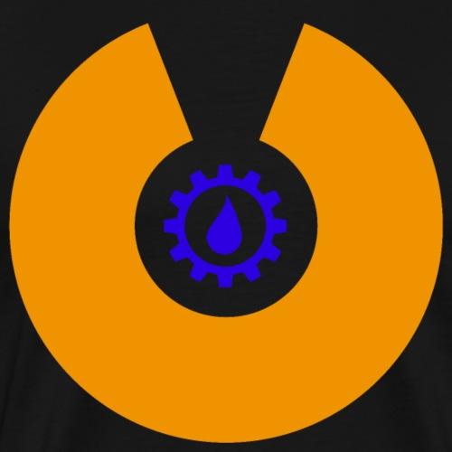 Wassertropfen - Männer Premium T-Shirt