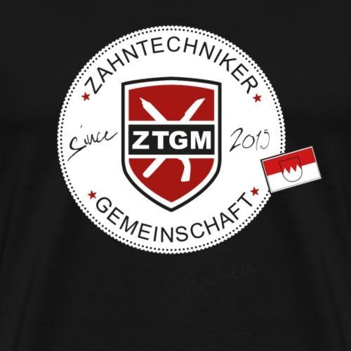 ZTGM Franken - Männer Premium T-Shirt