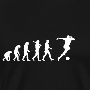 Evolution Soccer! Soccer! Football! - Men's Premium T-Shirt