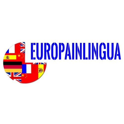Europainlingua trasp - Maglietta Premium da uomo