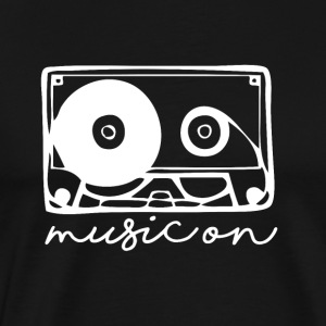 Music On - Music Passion - Männer Premium T-Shirt