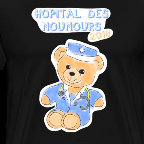 Hôpital des nounours - édition 2018 - T-shirt Premium Homme