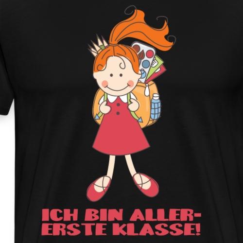 EinSchulung (Girl-Edition) - Männer Premium T-Shirt