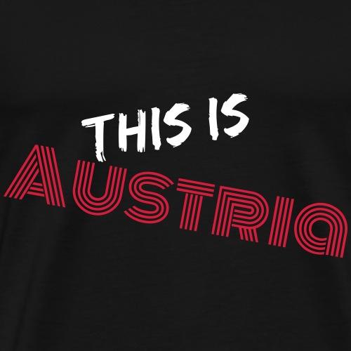 Das ist Österreich - Männer Premium T-Shirt