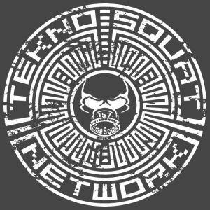157 zone sound teknosquat - Männer Premium T-Shirt