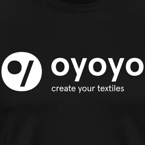 oyoyo logo - Männer Premium T-Shirt