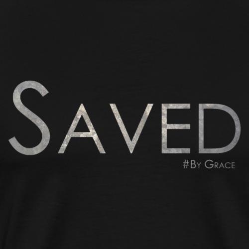 Saved - Männer Premium T-Shirt