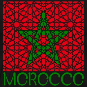 Morocco Morocco المغرب MOSAIK - Men's Premium T-Shirt