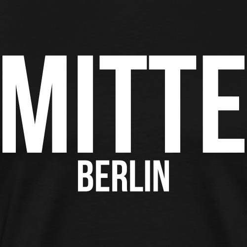 BERLIN MITTE - Männer Premium T-Shirt