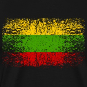 Lithuania 002 AllroundDesigns - Men's Premium T-Shirt