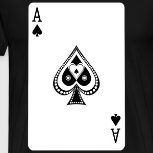 Ace Of Spades - T-shirt Premium Homme
