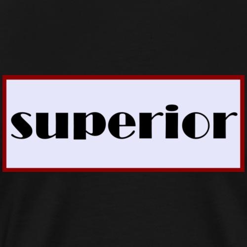 Superior - Original - Männer Premium T-Shirt