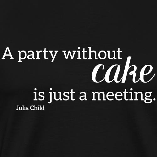Cake party - Men's Premium T-Shirt
