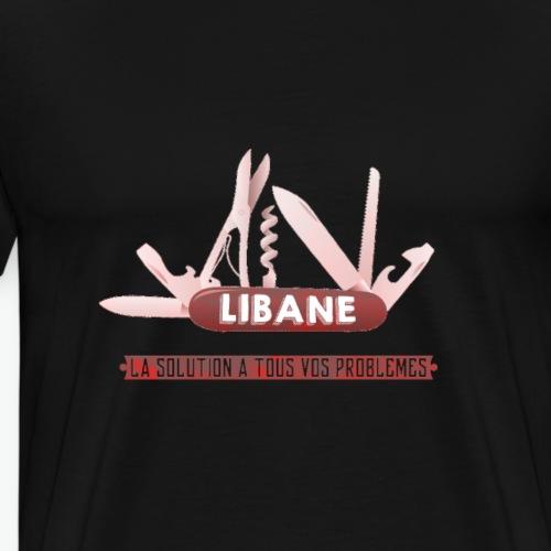 Couteau Suisse - T-shirt Premium Homme