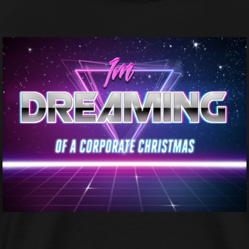 Corporate Christmas - Men's Premium T-Shirt