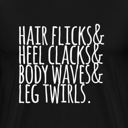 Staples list - Men's Premium T-Shirt