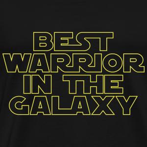 Best Warrior in the Galaxy - Men's Premium T-Shirt