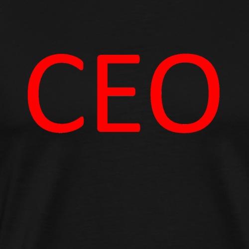 CEO - Männer Premium T-Shirt